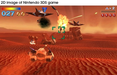 3ds Star fox 64