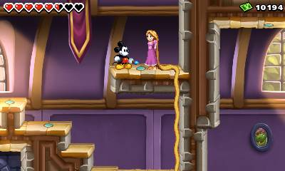 Mickey Epic 3ds