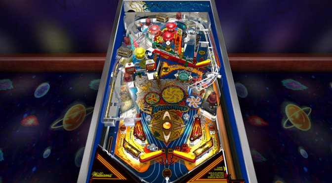 Pinball Hall of Fame 3D – The Williams Collection