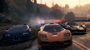 Need for Speed Most Wanted U