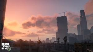GTAV Rockstar Games City