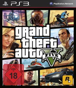 Rockstar GTAV Packshot PS3