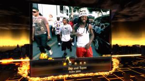 Def Jam Rapstar - Lil'-Wayne-A-Milli-Gameplay-Solo