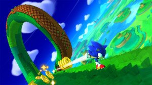 WiiU Sonic Lost World