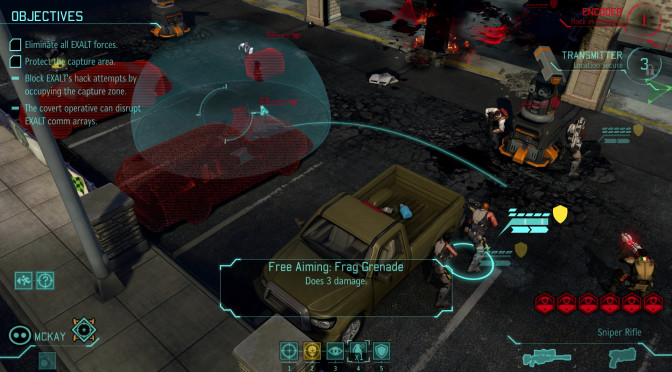 XCOM: Enemy Within – Commander Edition