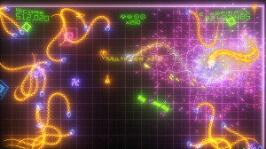 Geometry Wars – Retro Evolved