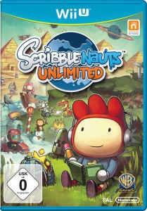 Scribblenauts Unlimited_Packshot