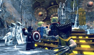LEGO Marvel SHS_Wolverine_Cap America_Thor_Human Torch2