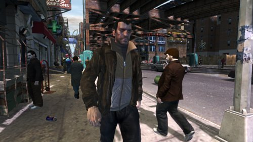 grand theft auto IV – Gta IV