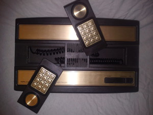 Intellivision Pads
