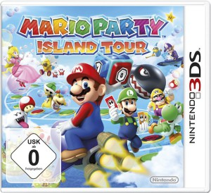 Island Tour Mario Party Pakshot