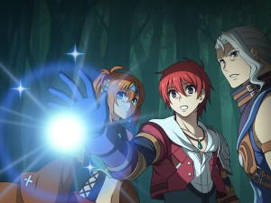 Ys: Memories of Celceta screen 3