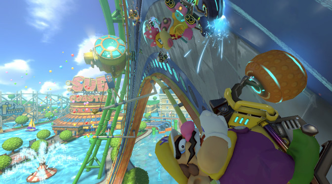WiiU Mario Kart 8 Screenshots 23