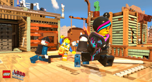 Lego Movie Run