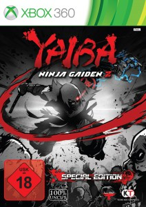Ninja Gaiden Z Yaiba Packshot Screen