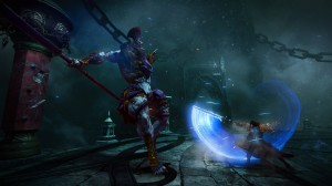 Castlevania: Lords of Shadow 2 screen slay