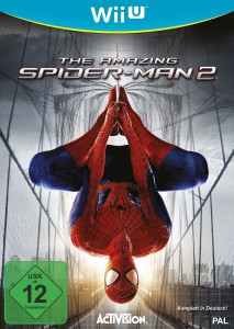 Spider Man 2 Game WiiU Packshot