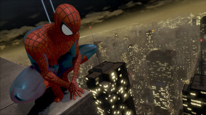 Spider Man Game Screenshot1