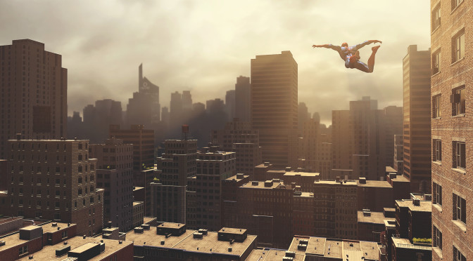 Spider Man Game Screenshot2