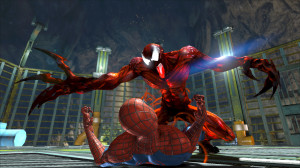 Spider Man Game Screenshot3