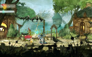 Child of Light Ubisoft  Screen 2