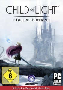 Child of Light Ubisoft Packshot