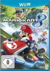 Mario Kart 8 Packshot Nintendo