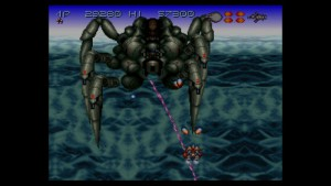 Axelay_Spider