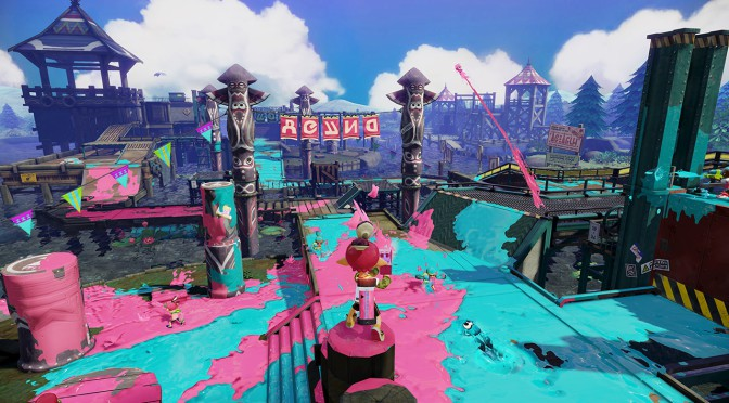 SplatoonScreenshot_SplatoonBattle01