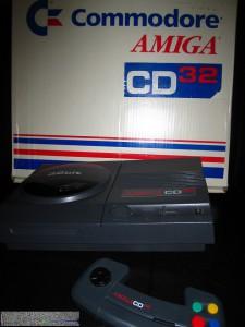 AmigaCD32ComputerSystem