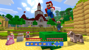 Super-Minecraft-Mario-Screen