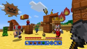 Super-Minecraft-Mario