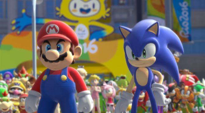 Mario und Sonic bei den Olympischen Spielen – Rio 2016