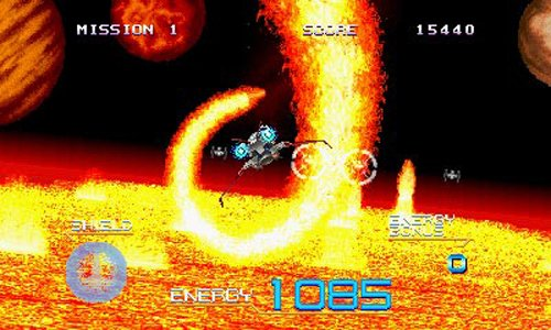 GalaxyForce-II-3DS-Screenshot