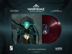 Schallplatte-Warframe