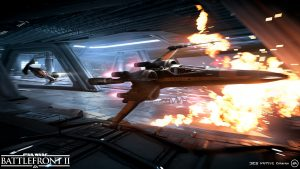 Star Wars Battlefront II EA